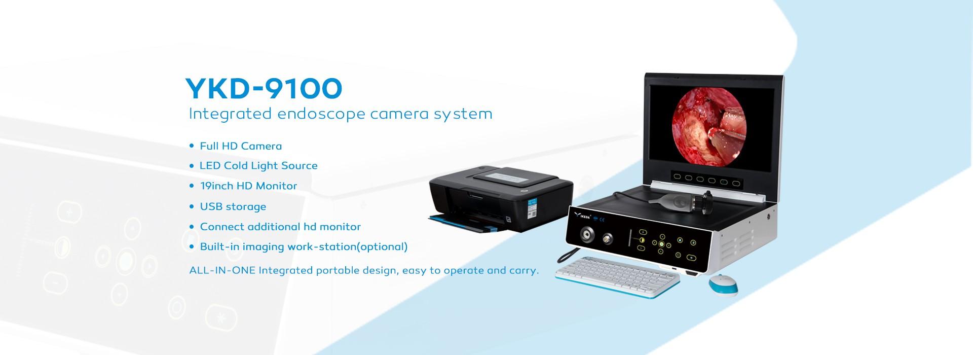 Medical Endoscopy Camera System