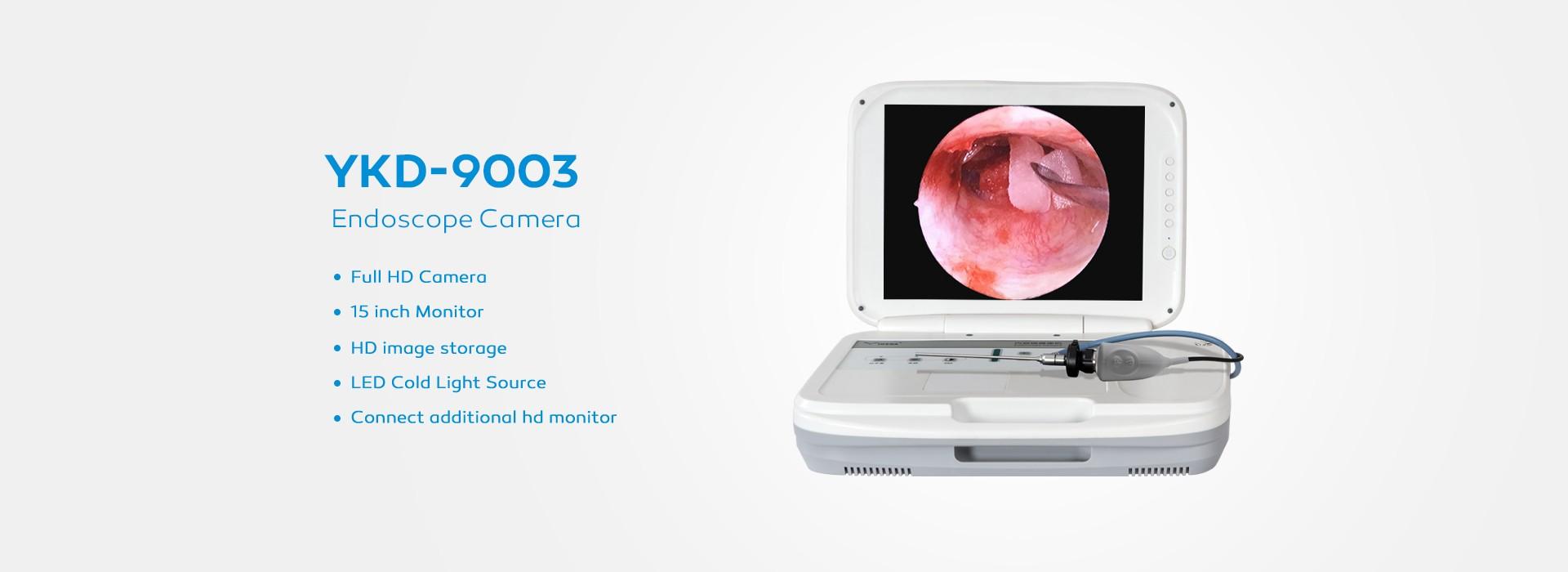 Full HD Medical Portable Endoscope Camera