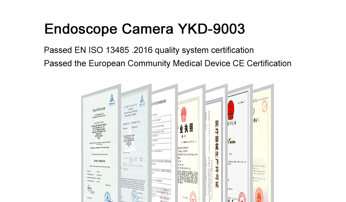 YKD-9003 Endoscope Camera