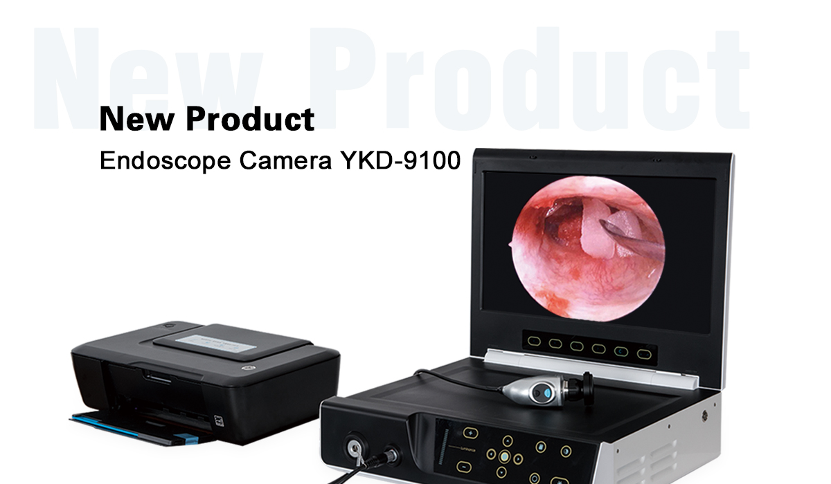 YKD-9100 Endoscope Camera