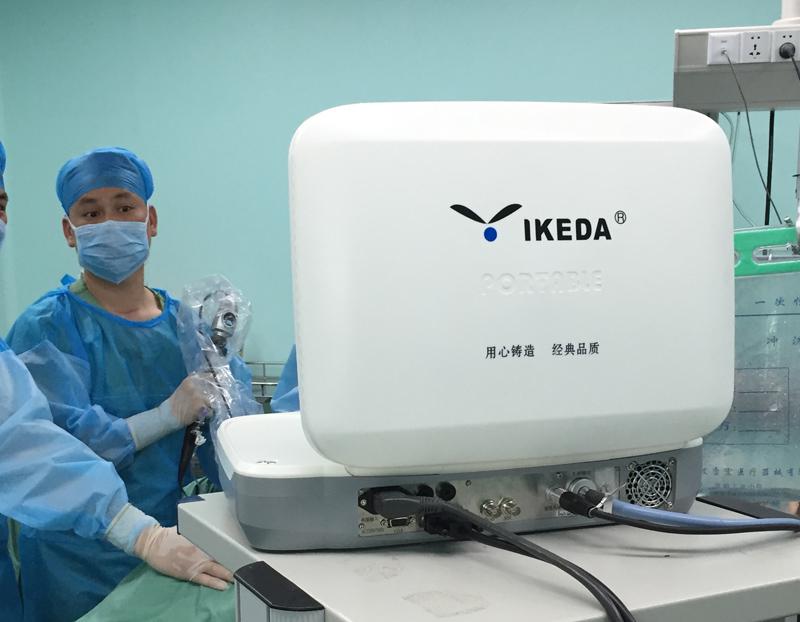 flexible ureteroscope