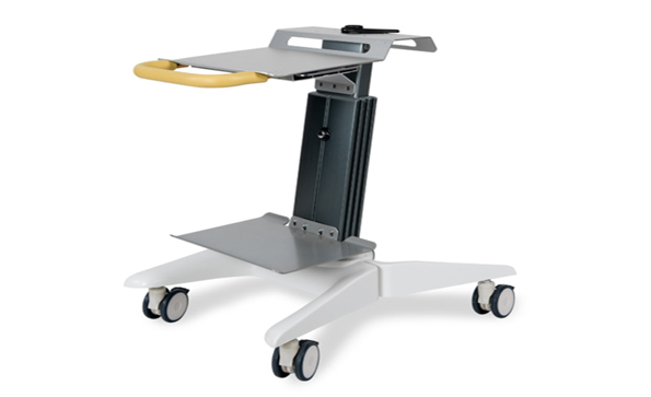 What Materials Are Used For Medical Trolley?