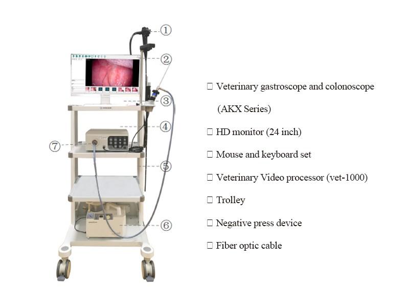 VET-1000 Veterinary Video Endoscopy system